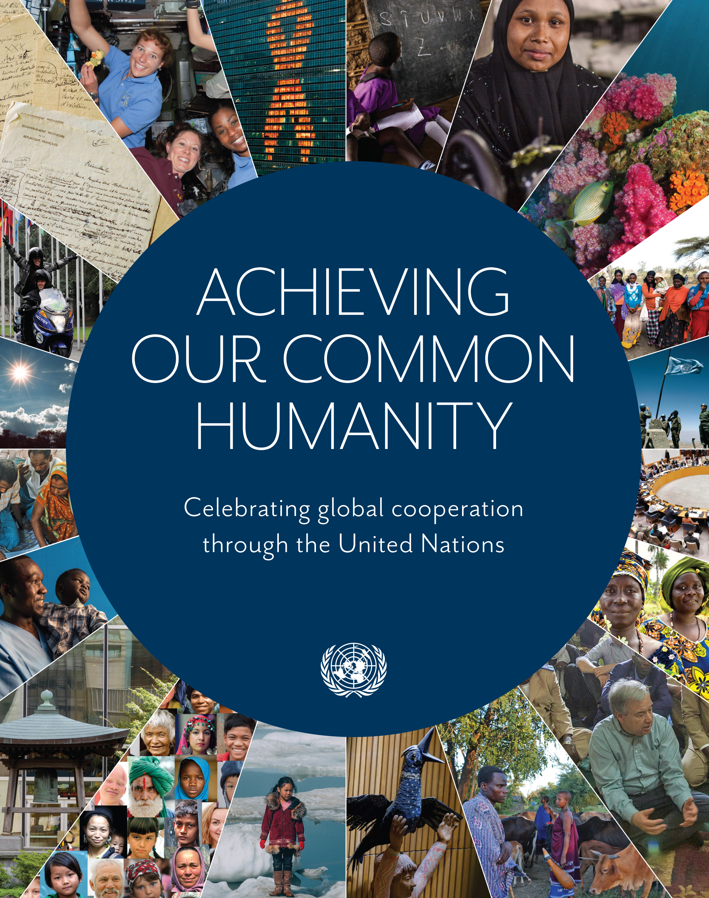 ACHIEVING OUR COMMON HUMANITY (PB)