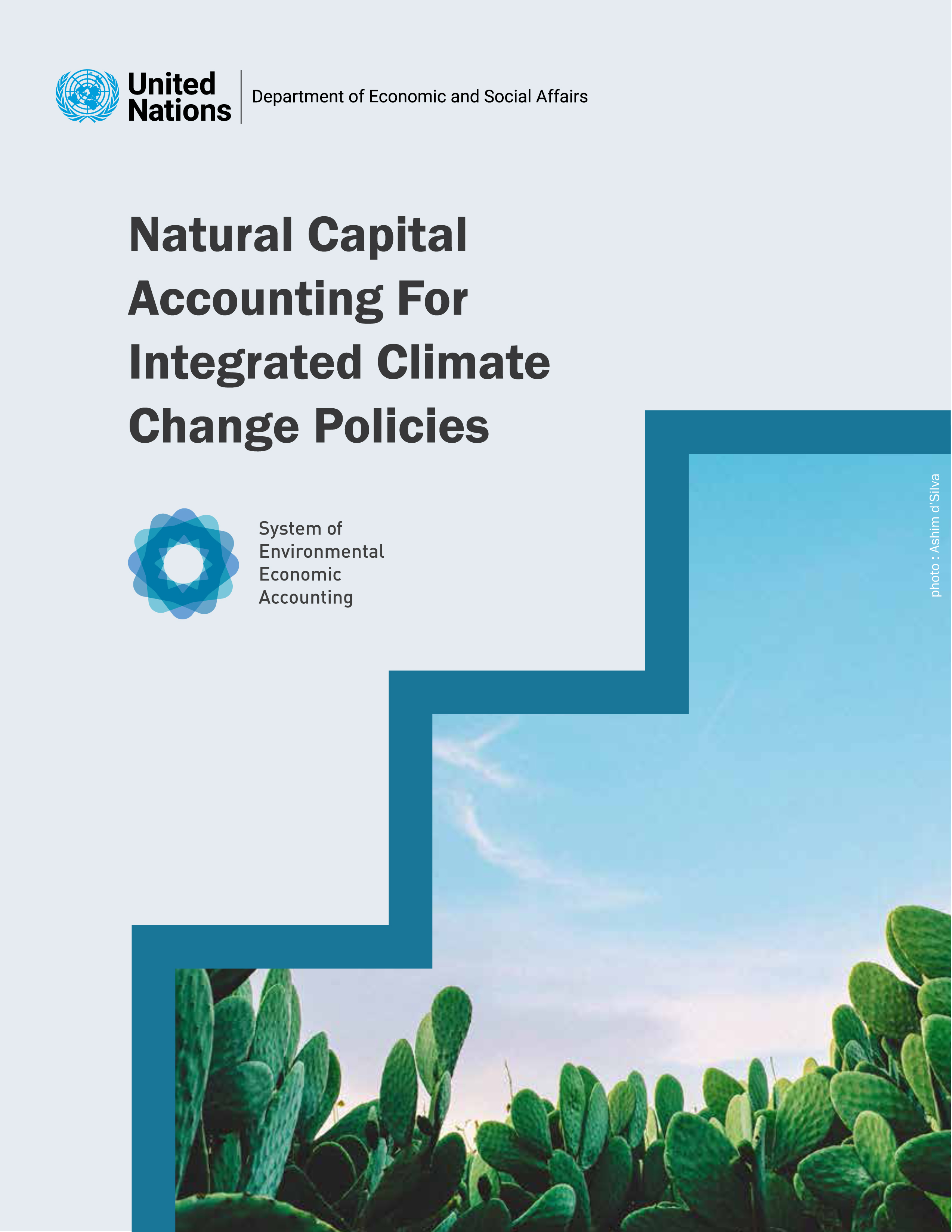 NATURAL CAPITAL ACCOUNT CLIMATE