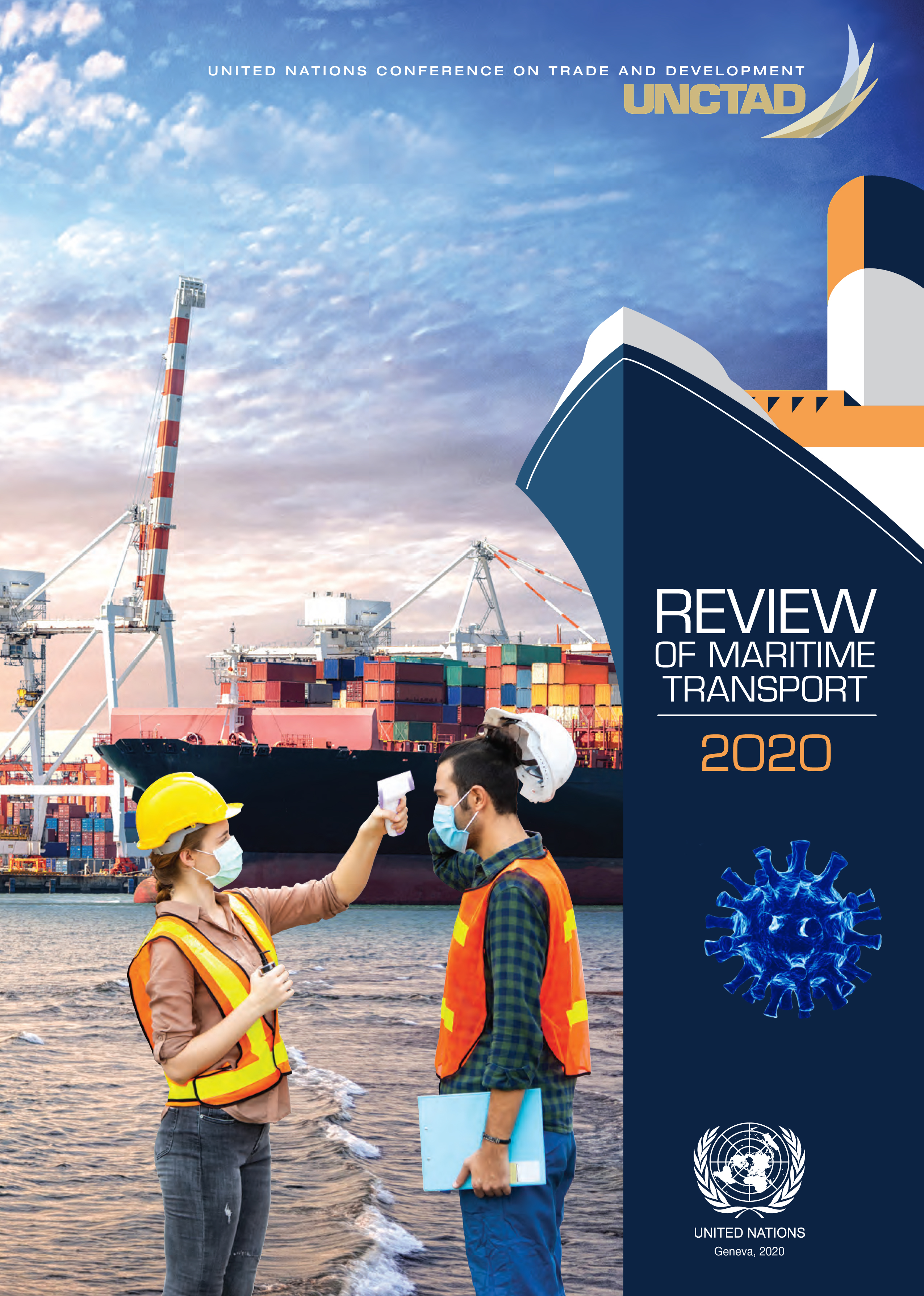 REVIEW MARITIME TRANS 2020