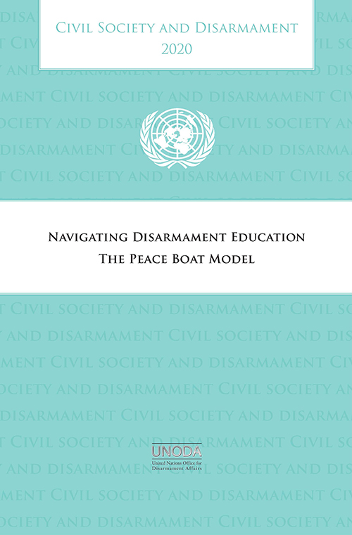 CIVIL SOCIETY & DISARMAMENT 2020