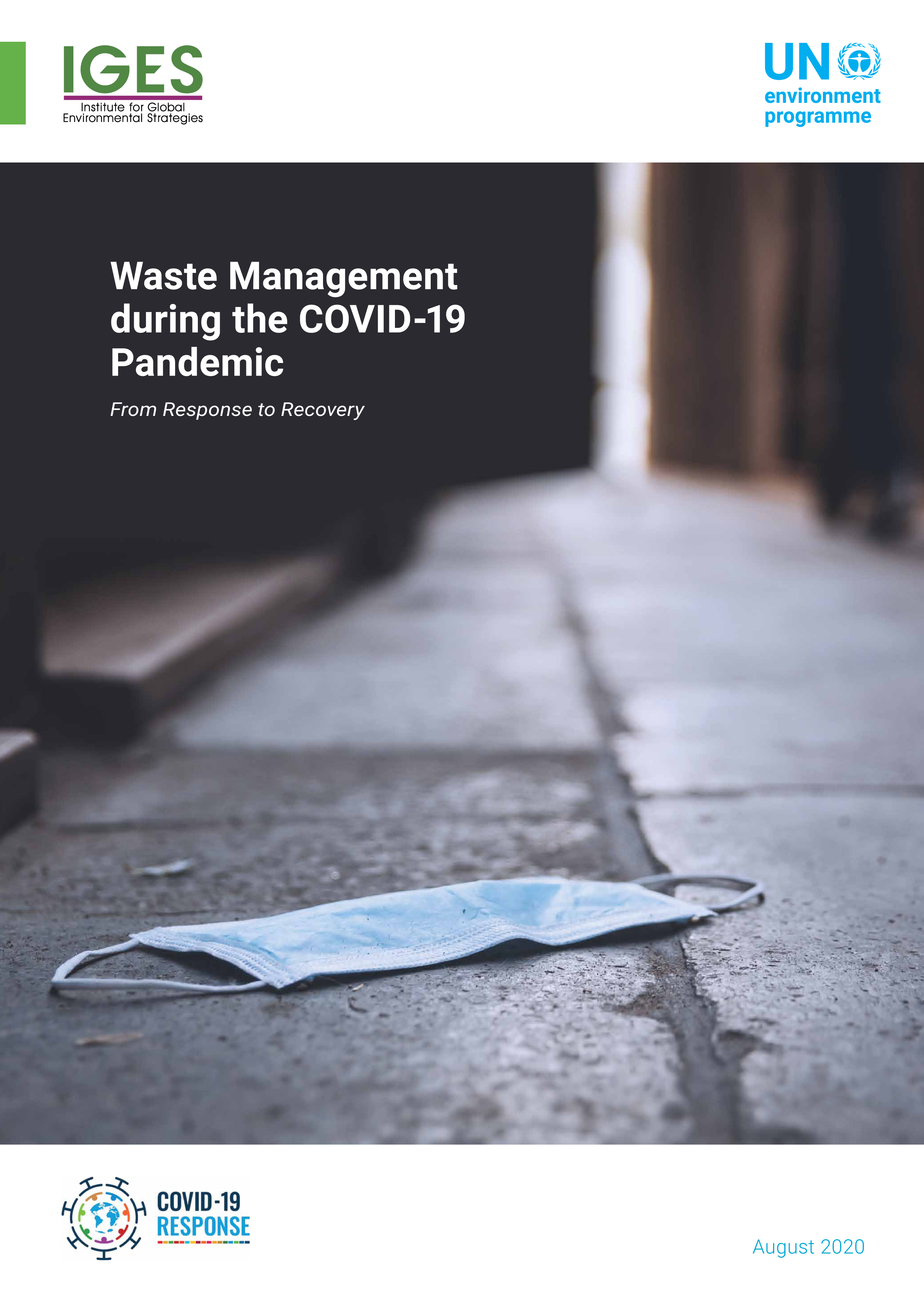 WASTE MANAGEMENT DURING COVID-19