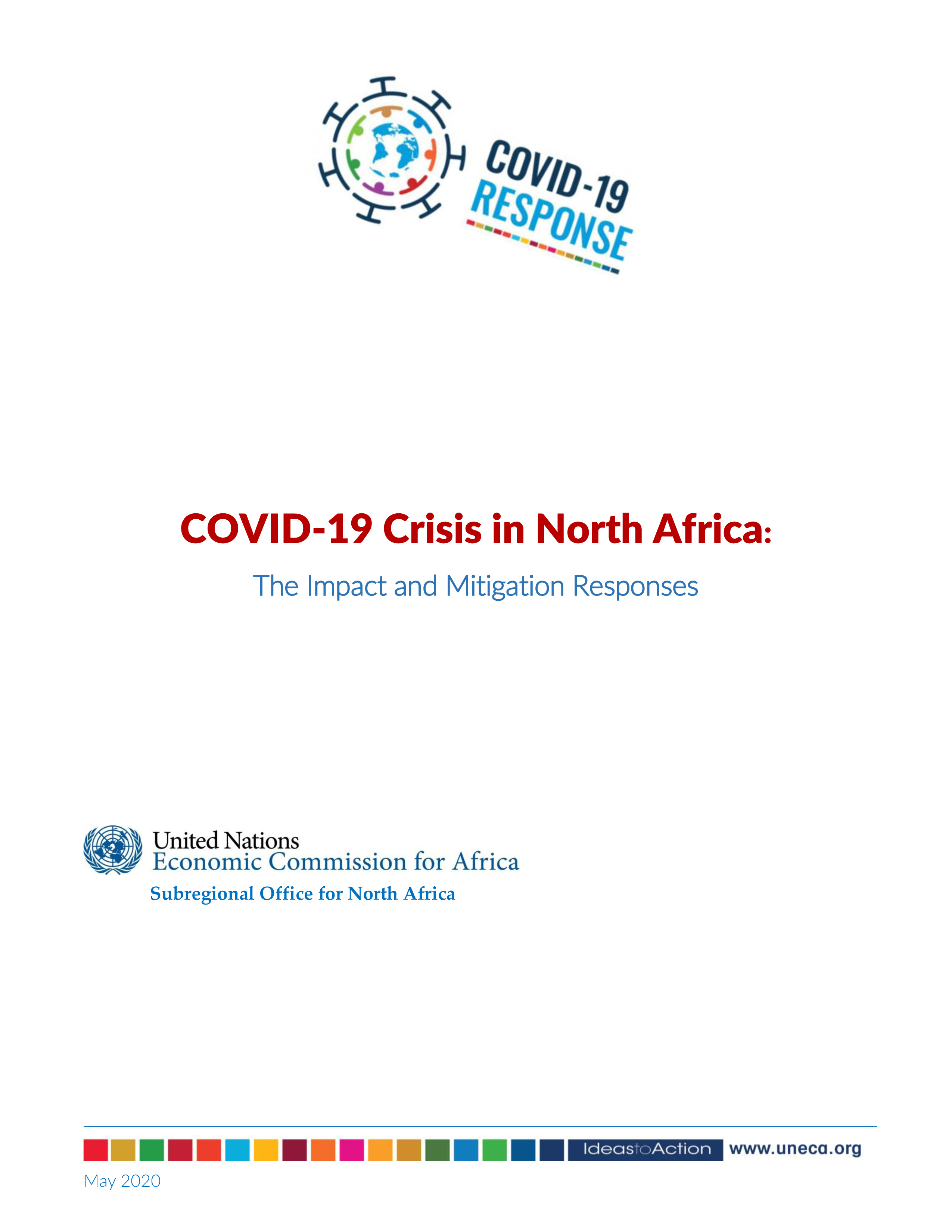 COVID-19 CRISIS IN NORTH AFRICA