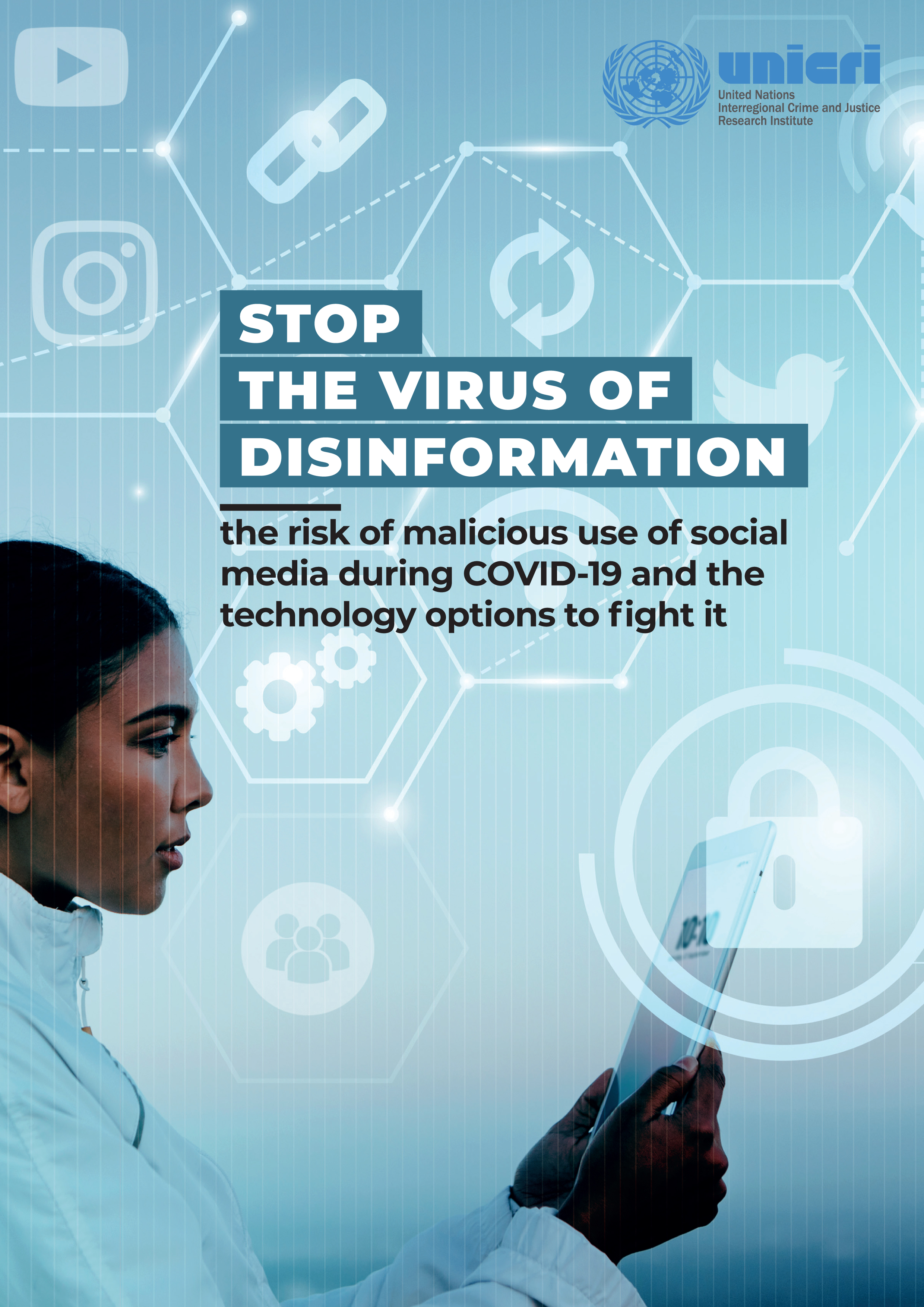STOP THE VIRUS OF DISINFORMATION