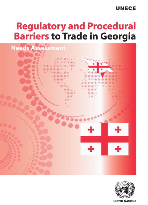 REGULAT PROCED BARR TRADE: GEORGIA