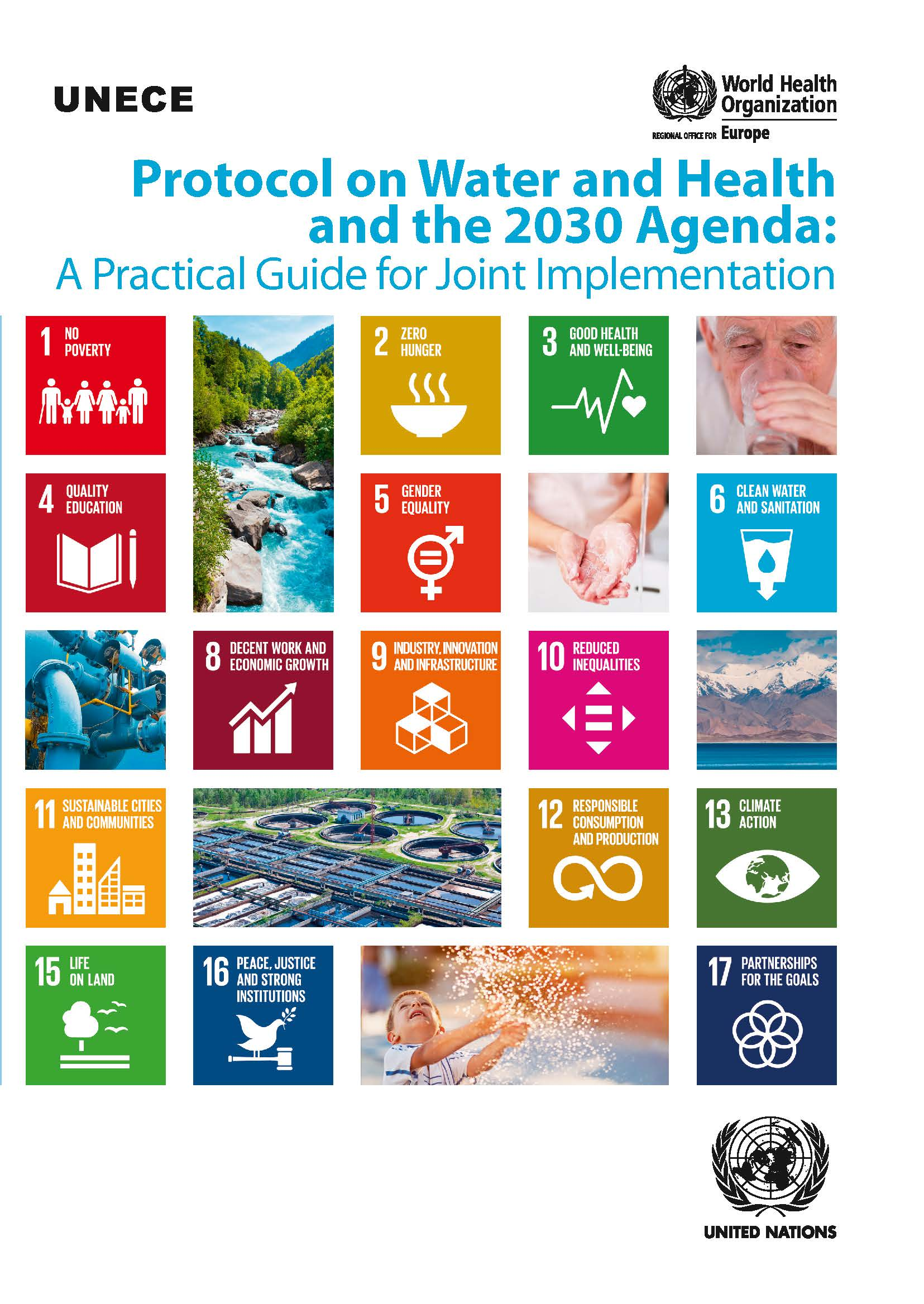 PROTOCOL WATER & HEALTH 2030 AGEND