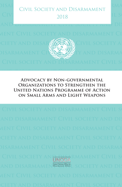 CIVIL SOCIETY & DISARMAMENT 2018