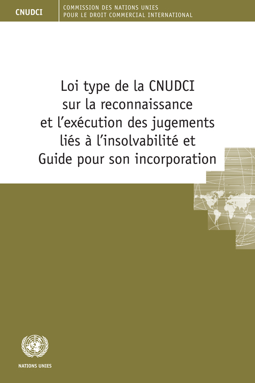UNCITRAL MODEL LAW RECOGNITION (F)