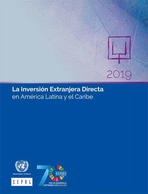 INVERSION EXTRANJERA DIRECTA 2019