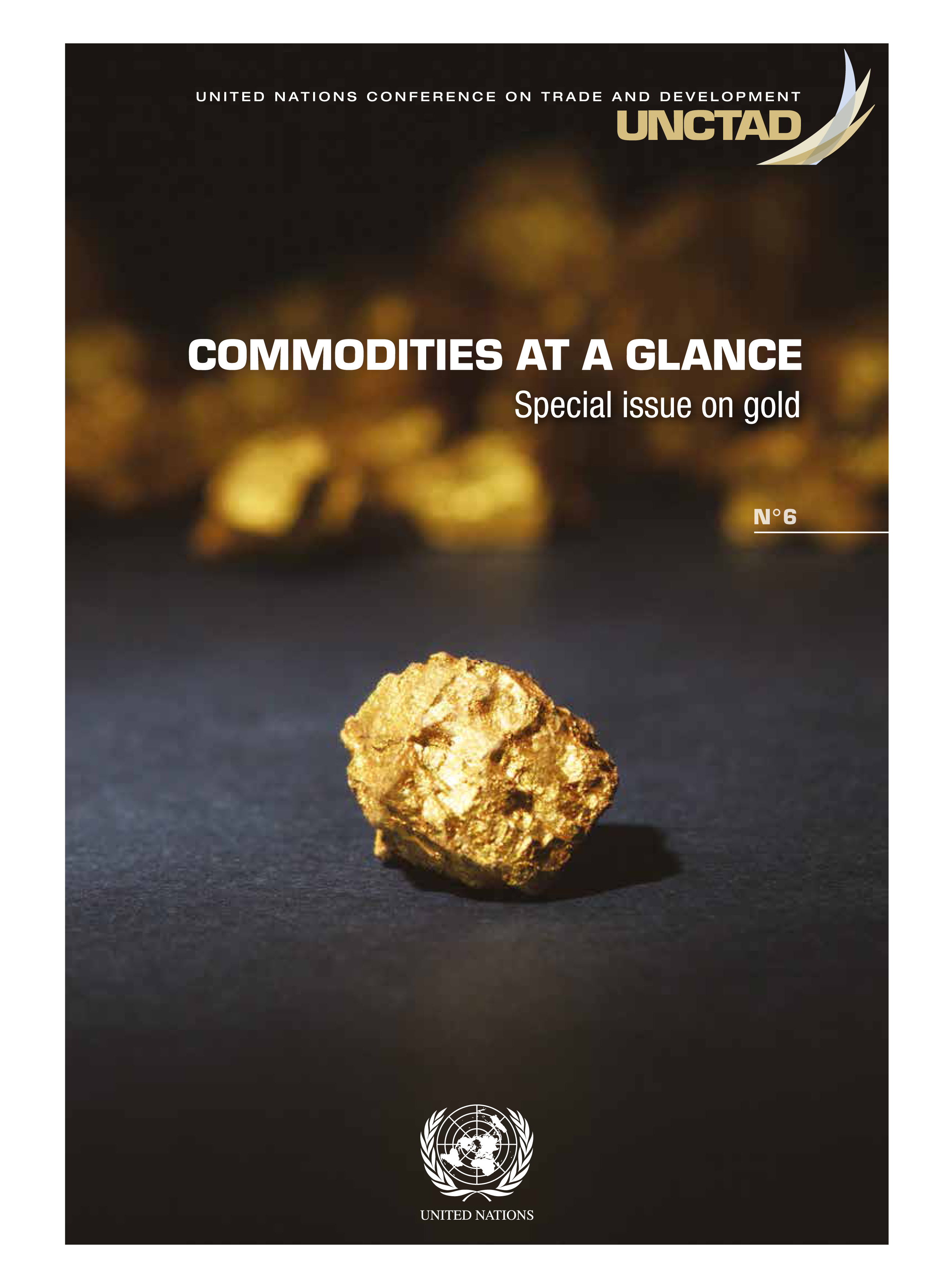 COMMOD AT A GLANCE - GOLD