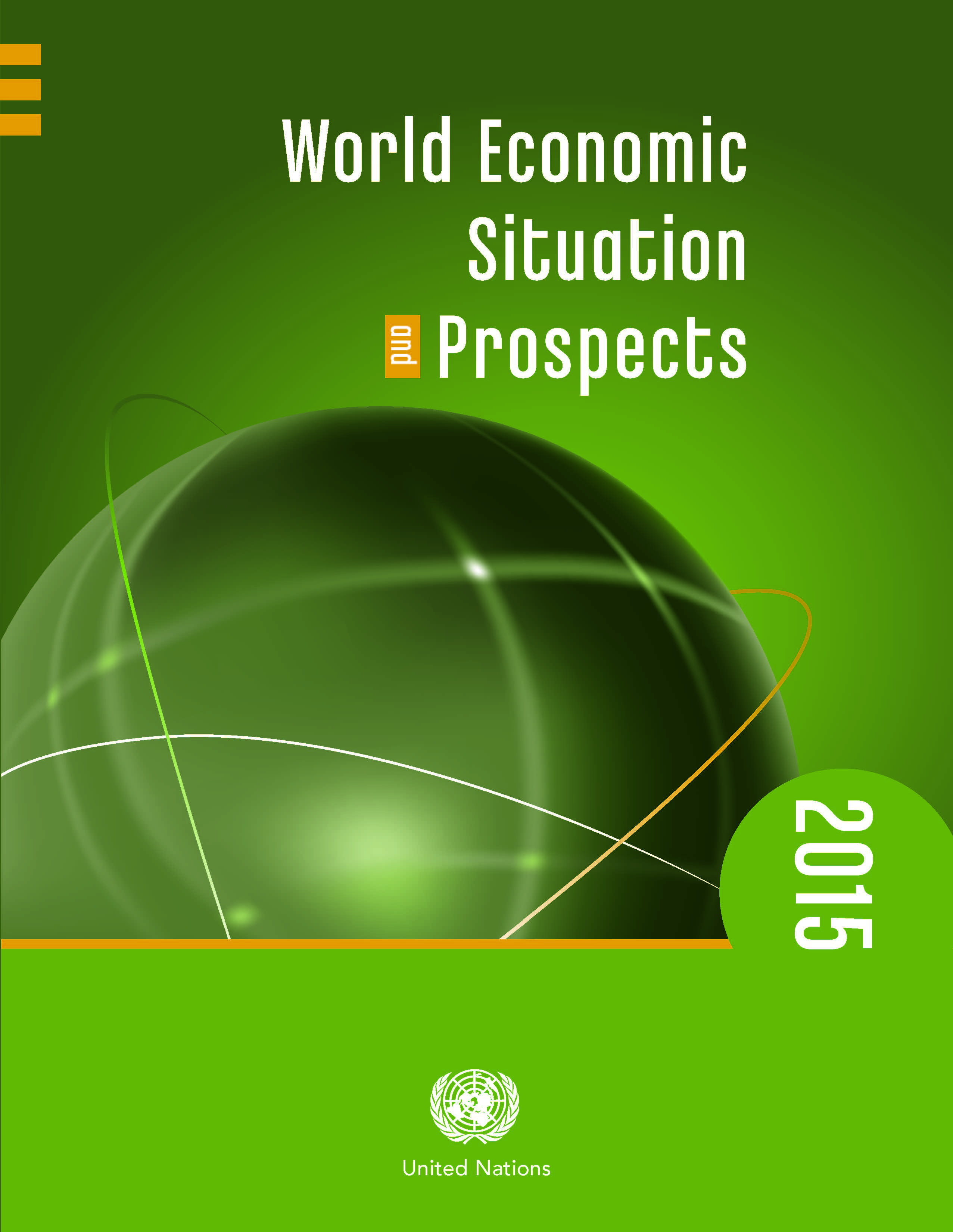 WORLD ECON SITUAT PROSPECTS 2015