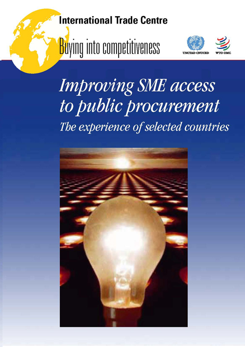 IMPROVING SME ACCESS TO PUBLIC