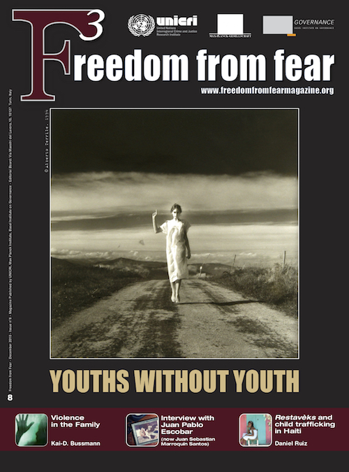 FREEDOM FROM FEAR NO.8