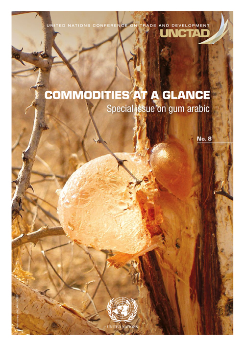 COMMOD AT A GLANCE - GUM ARABIC