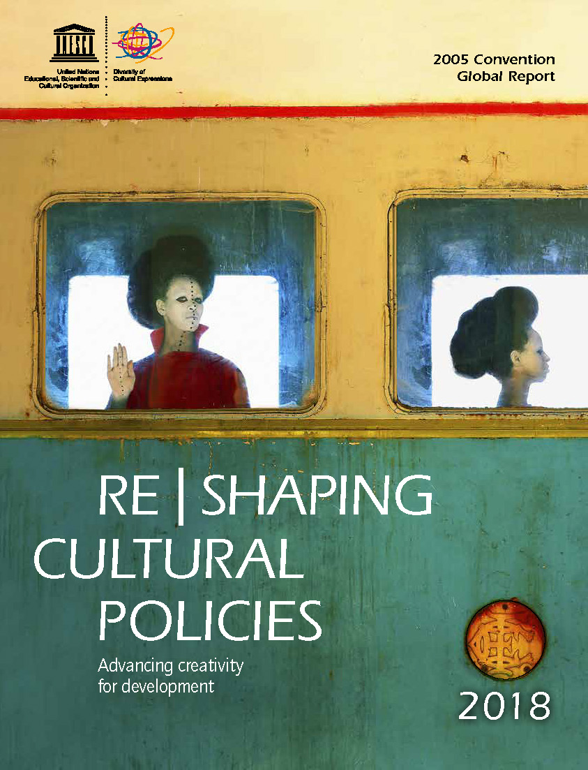 RESHAPING CULTURAL POLICIES