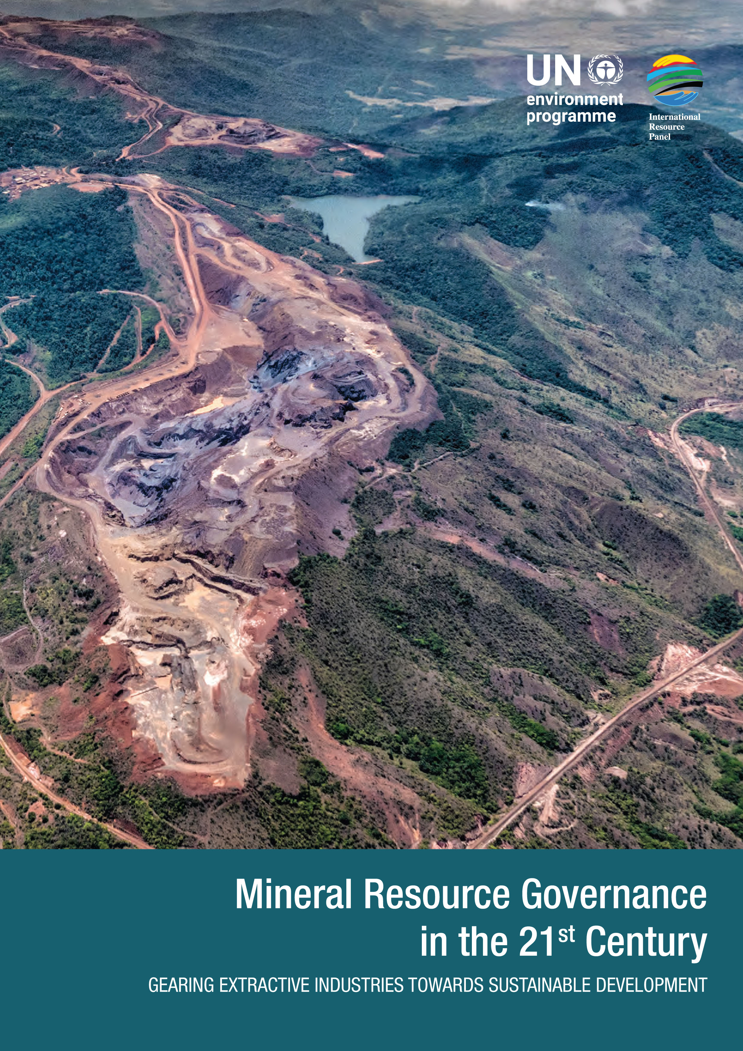 MINERAL RESOURCE GOVERNANCE 21ST C