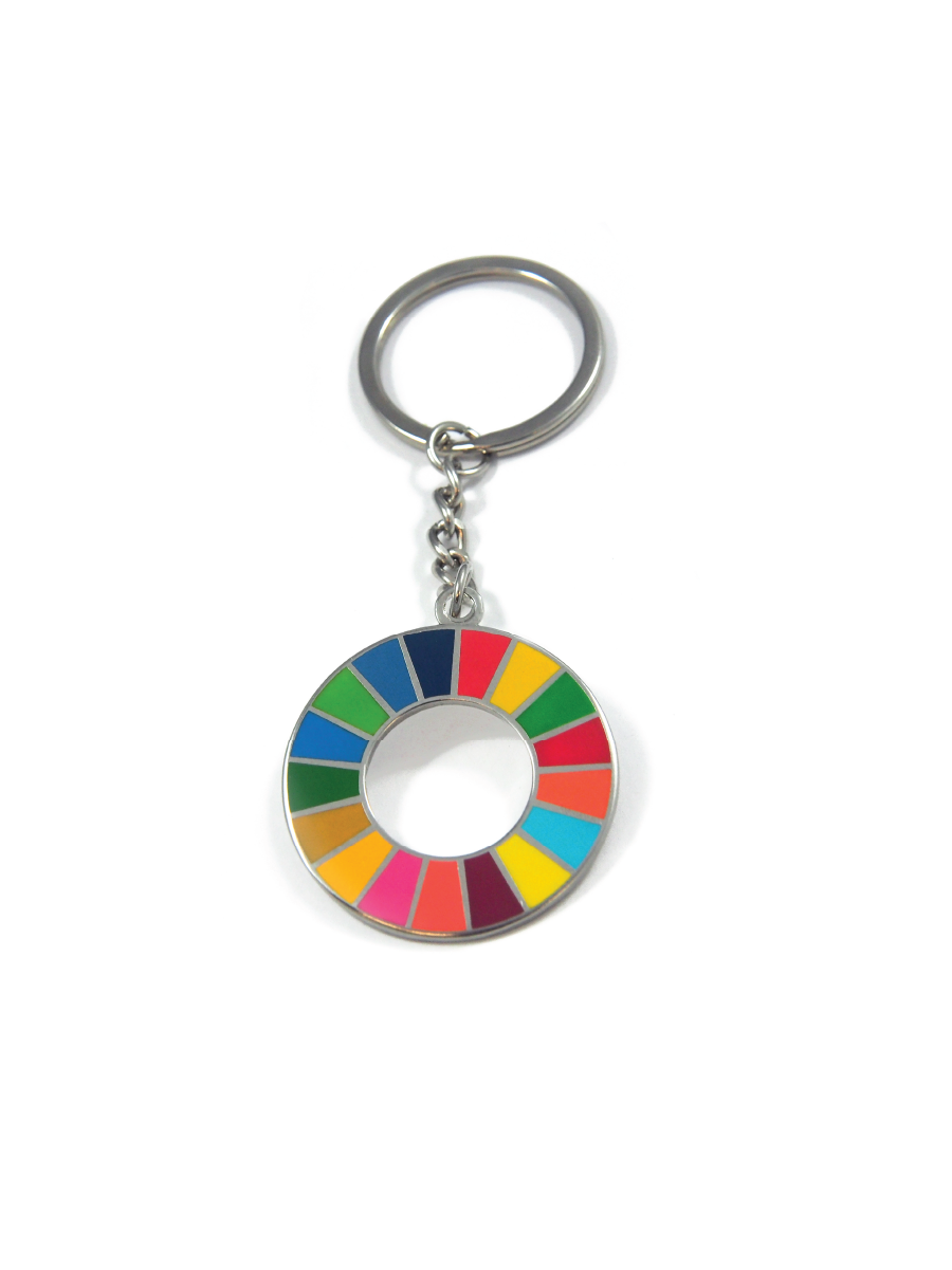 SDG WHEEL KEYCHAIN