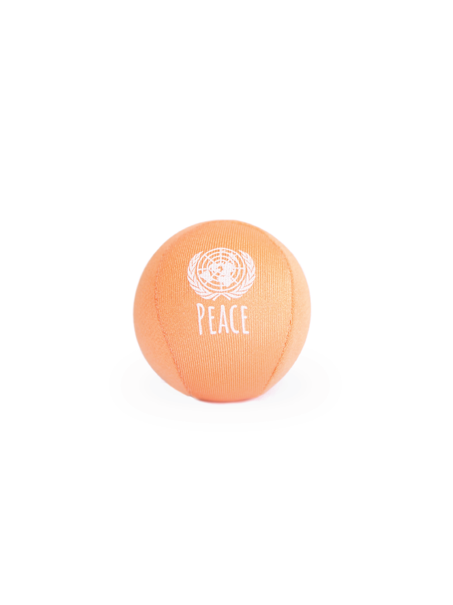 UN ECO STRESS RELIEF BALL - ORANGE