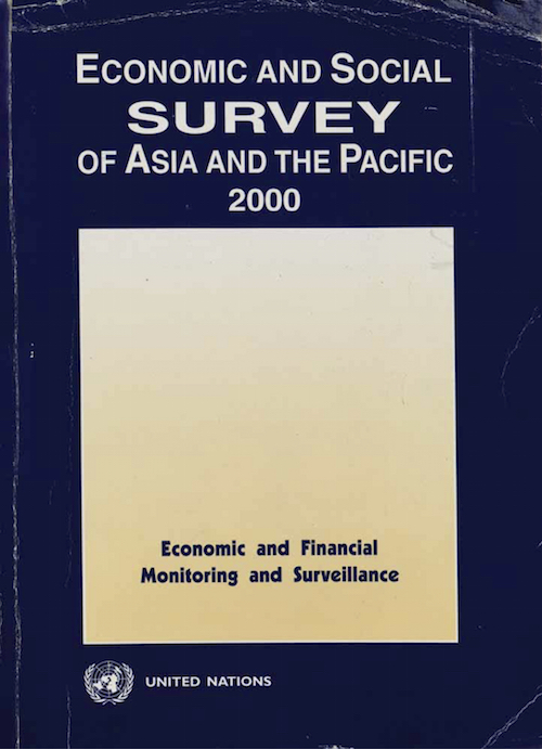 ECON SOC SURVEY ASIA PAC 2000