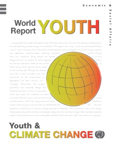 WORLD YOUTH RPT YOUTH CLIMATE CHAN