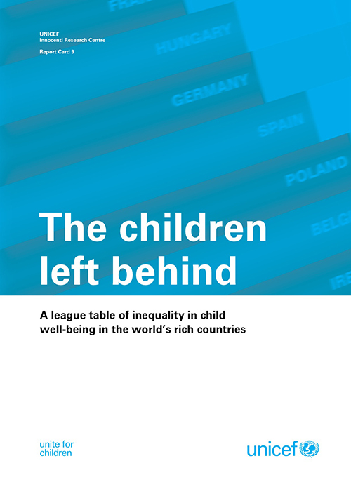 CHILDREN LEFT BEHIND