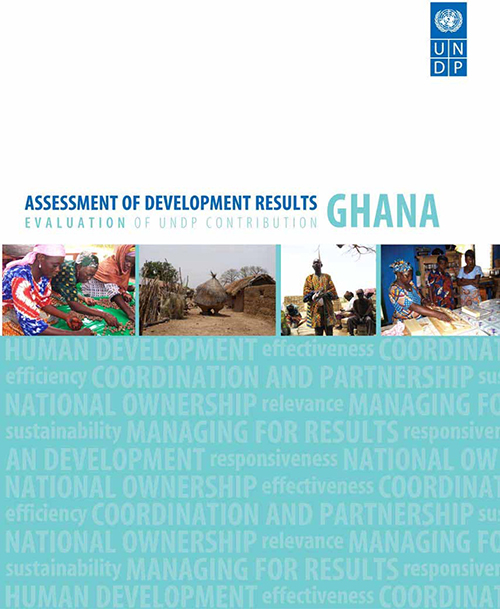 ASSESS DEV RESULTS GHANA