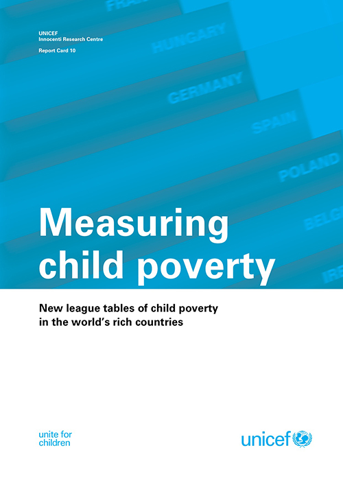 MEASURING CHILD PROVERTY