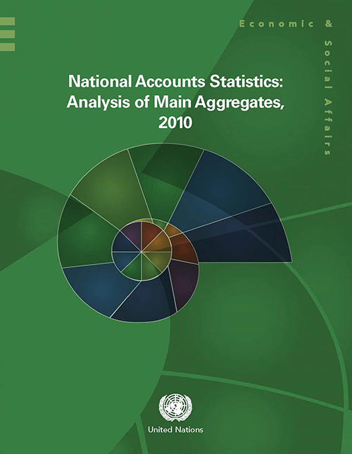 NATL ACCT STATS 2010 ANALYSIS