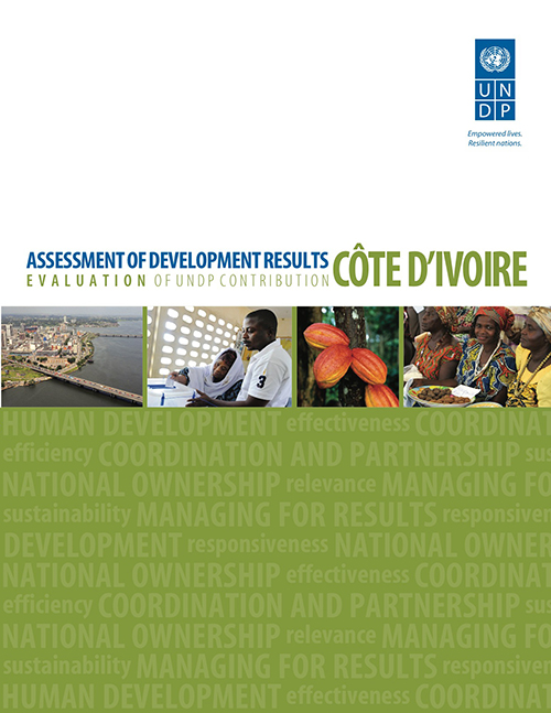 ASSESS DEV RESULTS COTE D