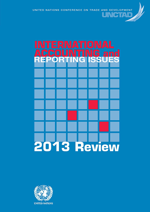 INTL ACC & REPORTING ISSUES 2013
