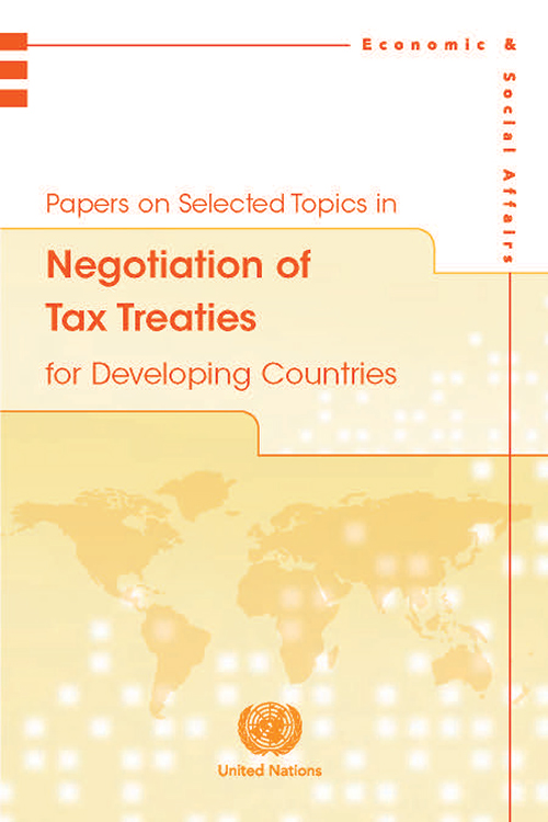 PAPERS SELECT TOPICS NEGOT TAX