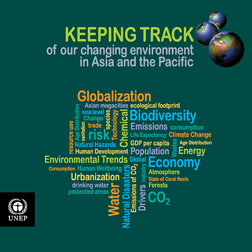 KEEP TRACK CHANG ENVIRO IN ASIA