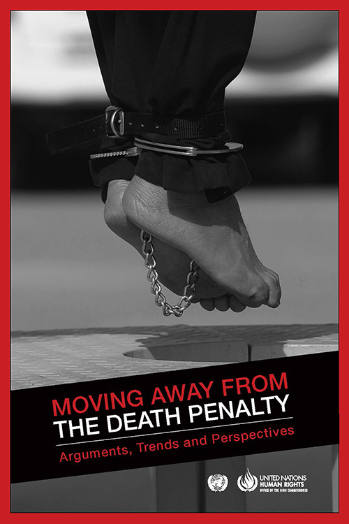 MOVING AWAY FROM THE DEATH PENALTY