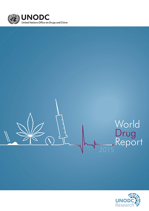 WORLD DRUG RPT 2015