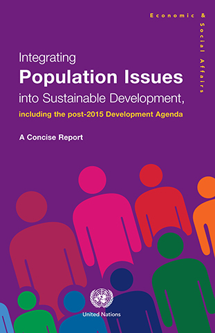INTEGRATING POPULATION ISSUES INTO