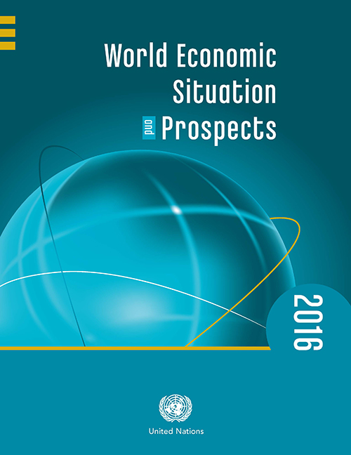 WORLD ECON SITUAT PROSPECTS 2016