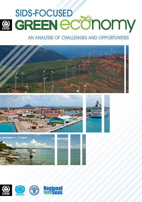 SIDS-FOCUSED GREEN ECONOMY: AN ANA