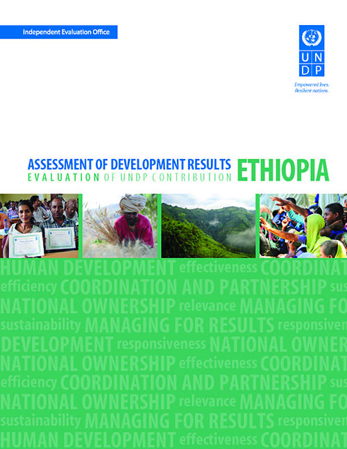 ASSESS DEV RESULTS ETHIOPIA (2ND)