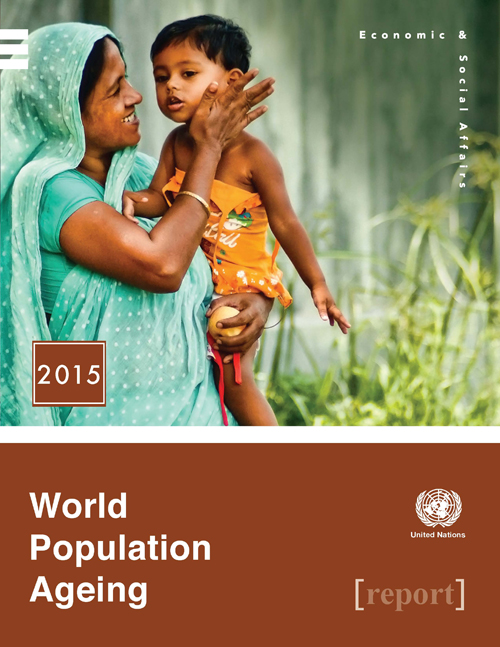 WORLD POPULAT AGEING 2015