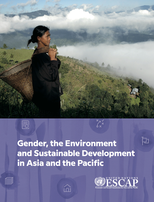GENDER ENV SUS DEV IN ASIA PAC