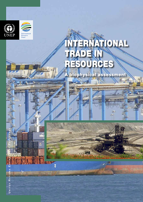 INTL TRADE IN RESOURCES
