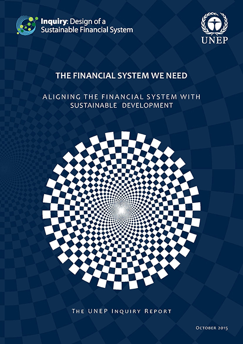 THE FINANCI SYST WE NEED ALIGNING