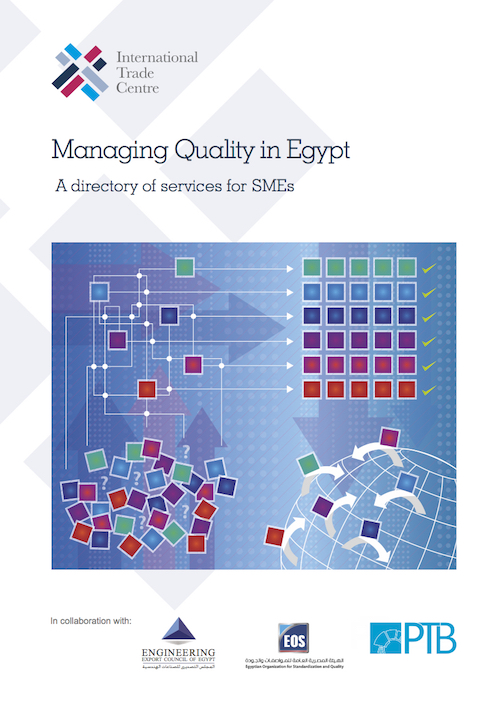 MANAGING QUALITY IN EGYPT