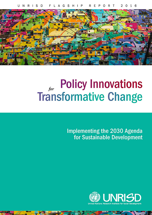POLICY INNOVATIONS FOR TRANSFORMAT