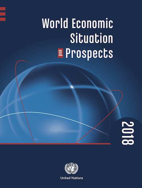 WORLD ECON SITUAT PROSPECTS 2018