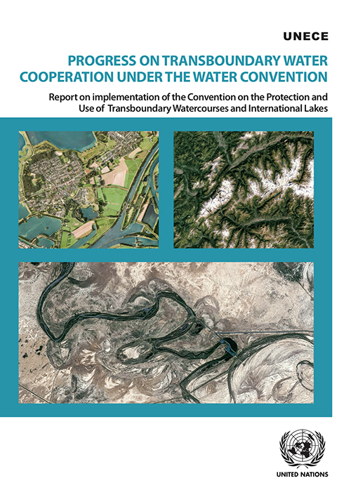 PROGRESS TRANSBOUNDARY WATER COOP