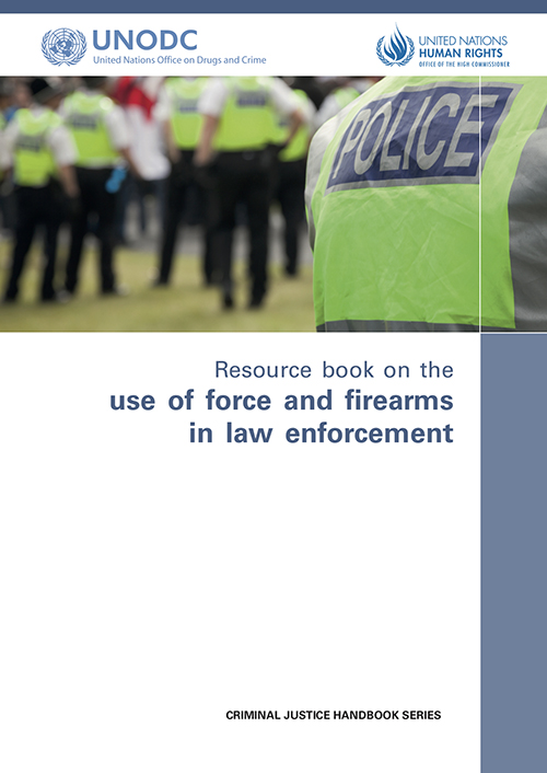 RES BOOK THE USE FORCE & FIREARMS