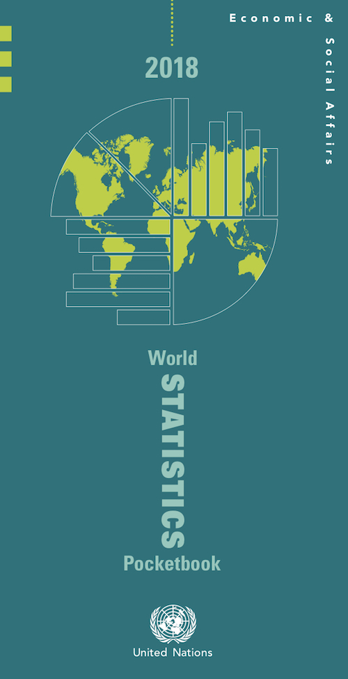 WORLD STATISTICS POCKETBK 2018