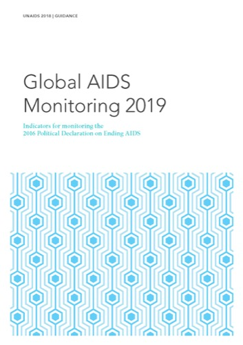 GLOBAL AIDS MONITORING 2019