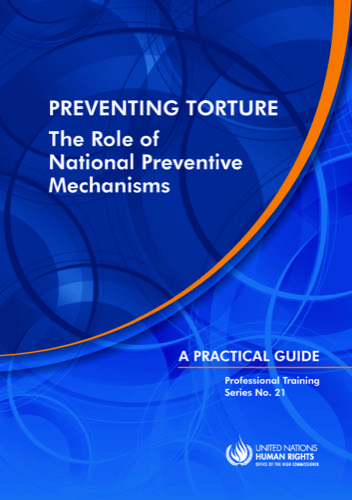 PREVENTING TORTURE ROLE NATL