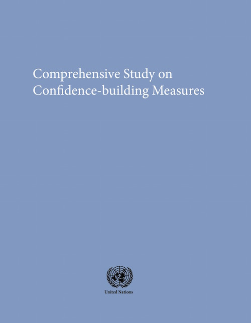 COMPREHEN STUDY CONFIDENCE BUILD